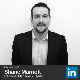 Connect with our Leeds regional manager - Shane