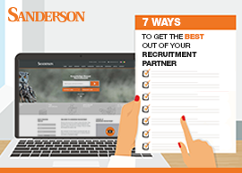 7 ways to get the best out of your recruitment partner